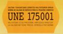 Norma de calidad UNE 175001