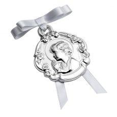 Medalla niño flores Pedro Durán